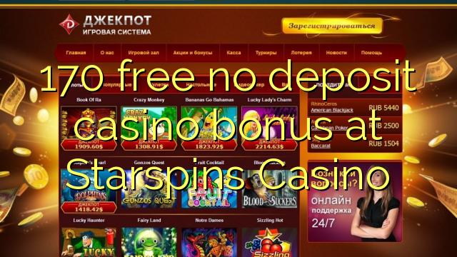 Starspins No Deposit