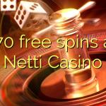 170 free spins at Netti Casino