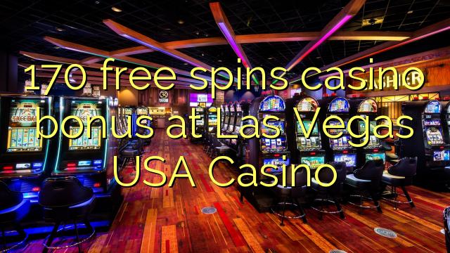 170 मुक्त लास वेगास संयुक्त राज्य अमरीका कैसीनो में कैसीनो बोनस spins