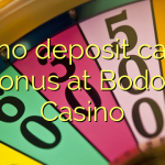 170 no deposit casino bonus at Bodog Casino