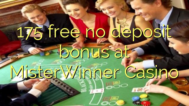 MisterWinner Casino వద్ద ఉచిత డిపాజిట్ బోనస్ లేదు