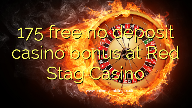 no deposit bonus red stag casino