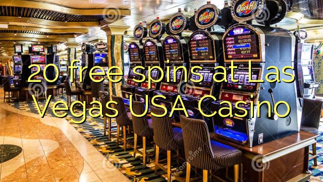 Usa casino free spins