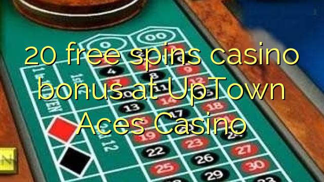 uptown aces casino no deposit bonus code