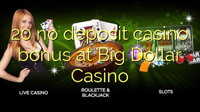 big dollar casino no deposit bonus codes 2019