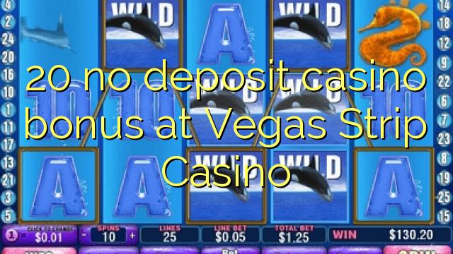 no deposit bonus codes vegas strip casino