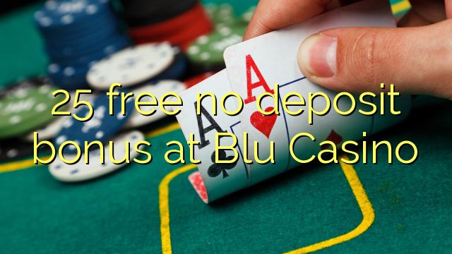 casino blu no deposit bonus