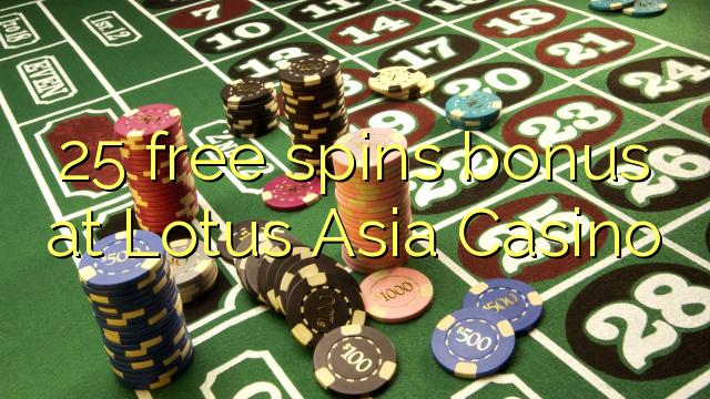 bonus code lotus asia casino