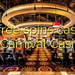25 free spins casino at Carnival Casino