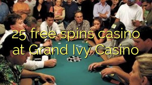 grand ivy casino 50 free spins
