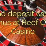 25 no deposit casino bonus at Reef Club Casino