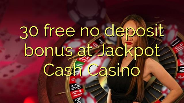 Free Casino Cash No Deposit