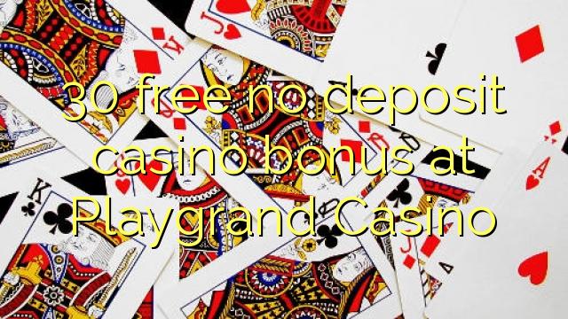 no deposit casino free play