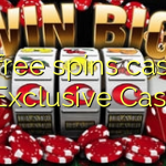 35 free spins casino at Exclusive Casino
