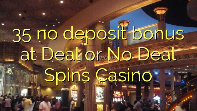 online casino deal or no deal