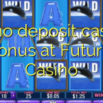 35 no deposit casino bonus at Futuriti Casino