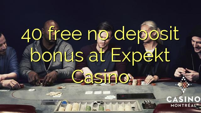 Expekt poker bonus code