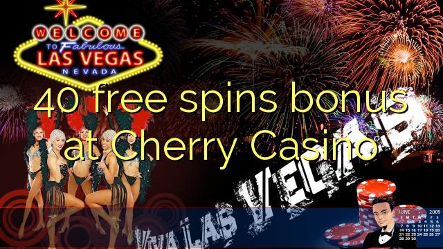 Cherry Casino Free Spins