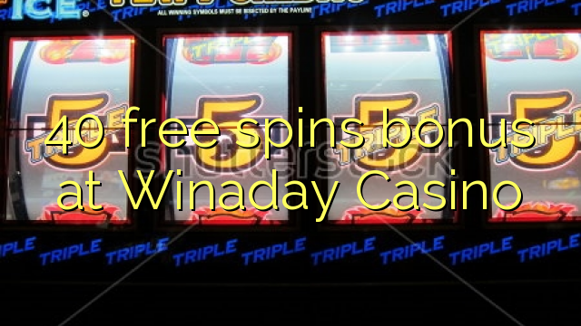 no deposit casino bonus winaday