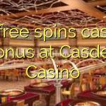 40 free spins casino bonus at Casdep Casino