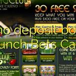 40 no deposit bonus at Punch Bets Casino