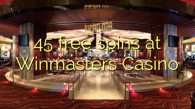 winmasters casino no deposit