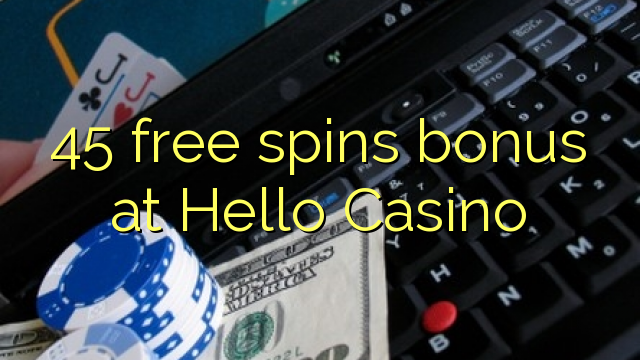 hello casino free spins code