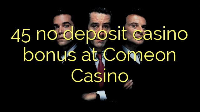 come on casino no deposit
