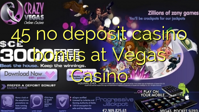 Slot vegas casino no deposit bonus codes