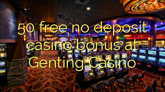 no deposit 50 casino