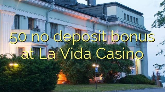 la vida casino no deposit bonus code