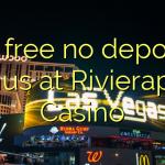 55 free no deposit bonus at Rivieraplay Casino