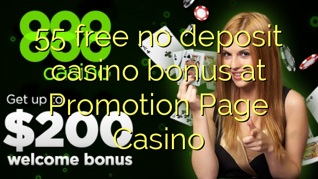 casino promotion no deposit