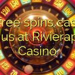 55 free spins casino bonus at Rivieraplay Casino