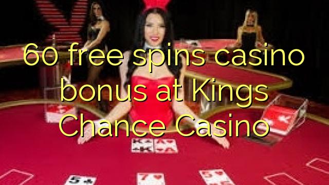 kings chance casino bonus code