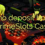 60 no deposit bonus at PrimeSlots Casino