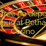 65 free no deposit bonus at Bethard Casino