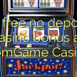 65 free no deposit casino bonus at DomGame Casino