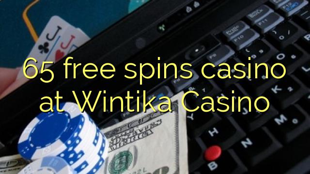 65 free spin kasino di Wintika Casino