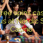 65 free spins casino bonus at Nordic Slots Casino
