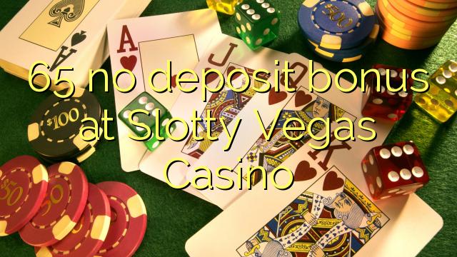 slotty vegas casino no deposit