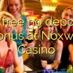 70 free no deposit bonus at Noxwin Casino