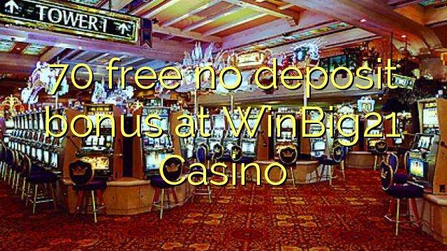 win big 21 casino no deposit