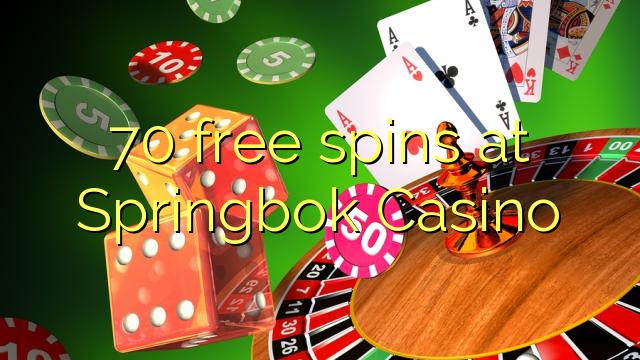 Springbok casino coupons