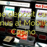 70 no deposit casino bonus at Mobilbet Casino