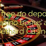 75 free no deposit casino bonus at Bethard Casino