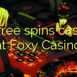 75 free spins casino at Foxy Casino