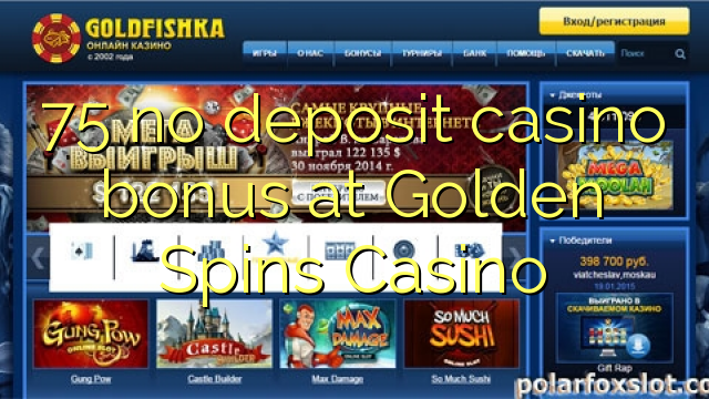 online casino no deposit golden casino online