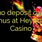 75 no deposit casino bonus at Heypoker Casino
