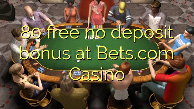 Free casino bets no deposit